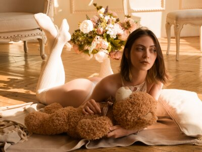 Nude princess_lika